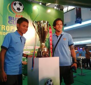 Irfan Bachdim Tak Akan Ikut Piala AFF