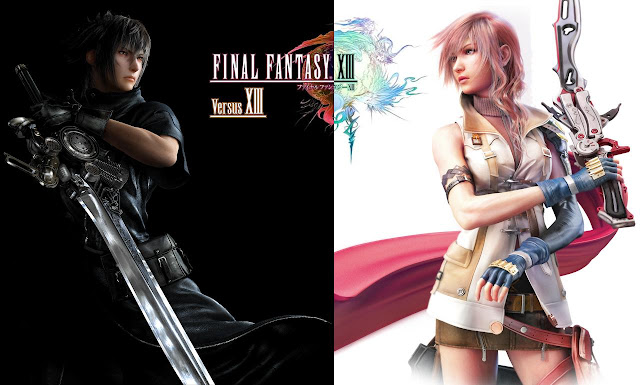 final fantasy versus 13 final fantasy 13 square enix jrpg rpg japanese role playing game