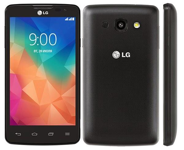LG L60 Dual Android Smartphone Murah Rp 1 Jutaan