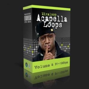 [dead] Mixaloop Acapella Loop Pack 4 [WAV] screenshot