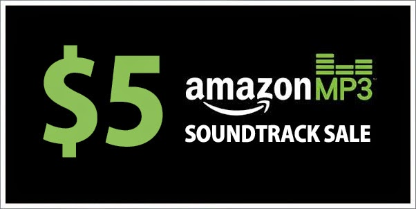 AmazonMP3's $5 Soundtrack Sale