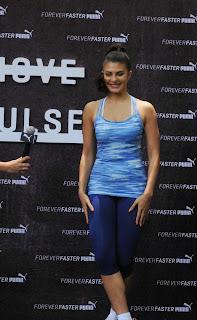 Jacqueline fernandez puma pulse launches photos