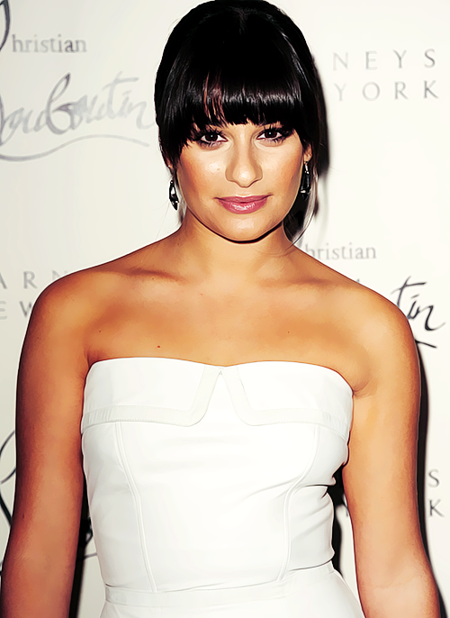 Lea Michele Hairstyles 49