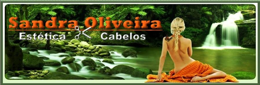 ESTETICISTA SANDRA OLIVEIRA