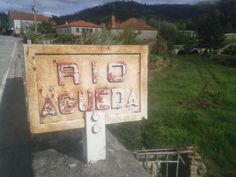 Placa Rio Águeda