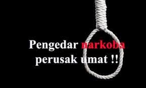 Narkoba dan Hukuman Mati