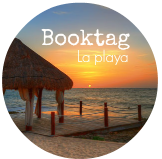Book tag #3 - La playa