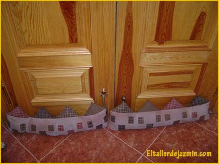 burletes de tela para puertas y ventanas