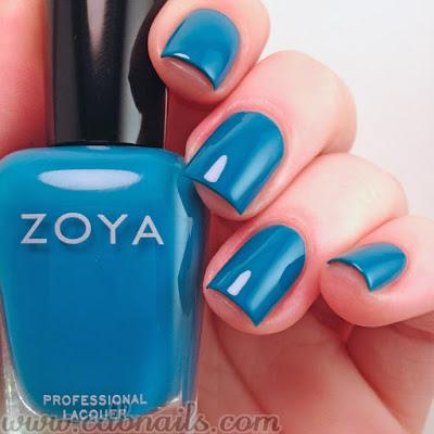 Zoya Talia Swatch