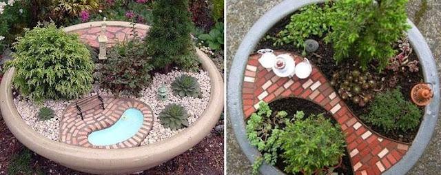 Garden Design Ideas: Miniature Garden Design