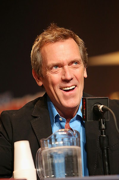 Hugh Laurie at Comic Con