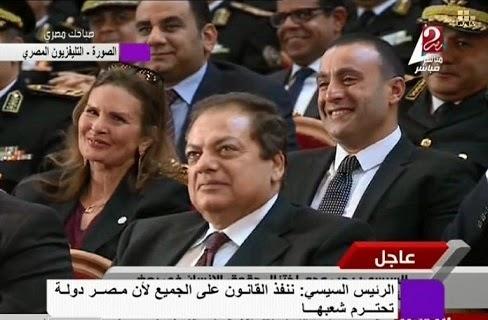 مصر: عبد الفتاح السيسي يهدد أحمد السقا ويسرا بالمحاسبة