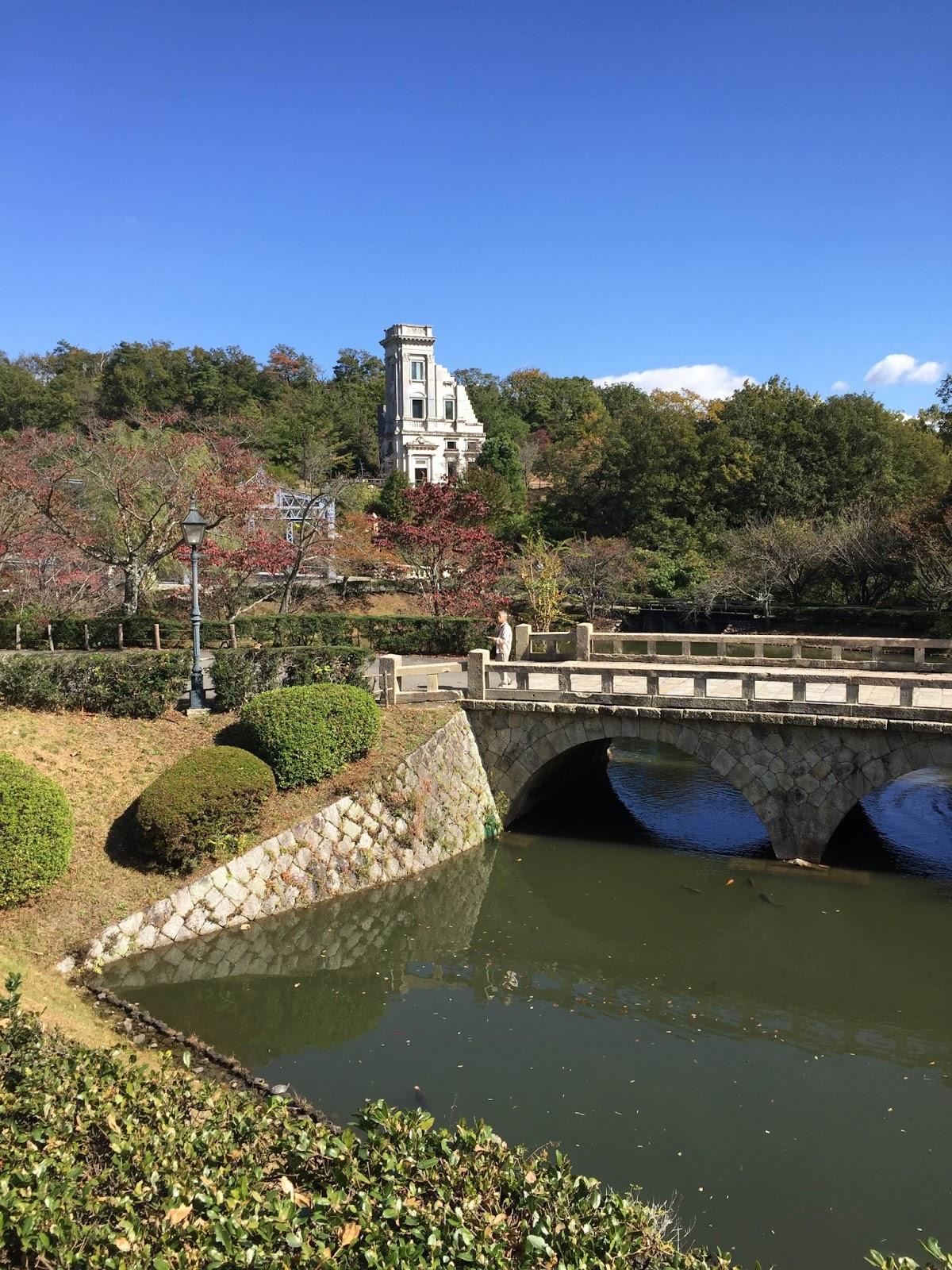 Purple Pen in Japan: Meiji Mura: Where History and Nature ...