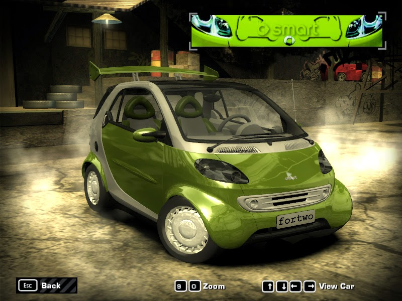 Download Game PC Ringan Need for Speed Most Wanted