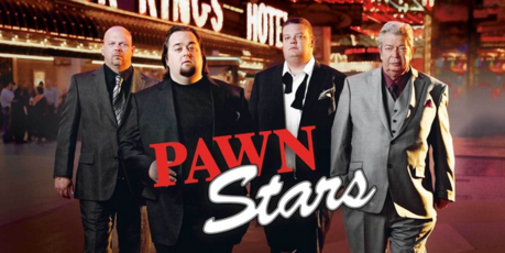 Pawn Stars American Reality TV Series | World Famous Gold Silver Pawn Shop
