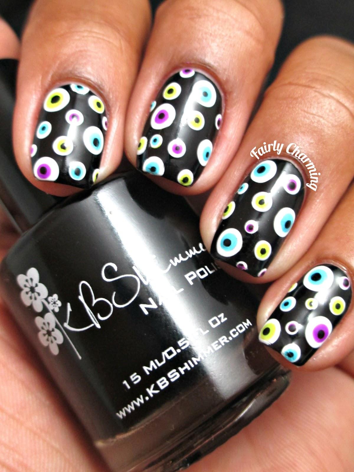 Fairly Charming: Eyeballs!