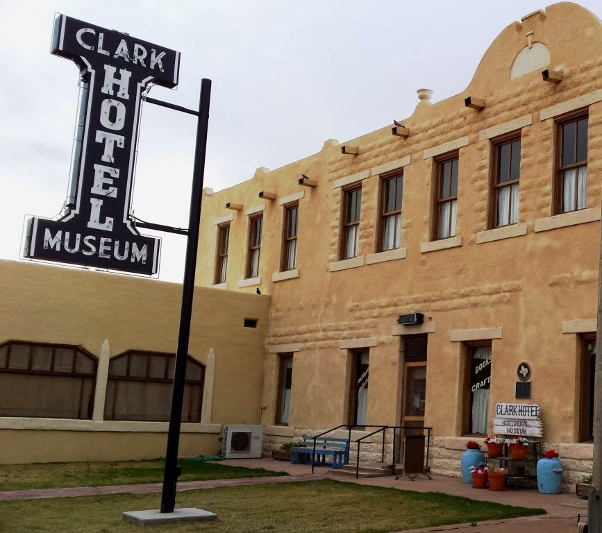 It Is Housed In An Old Building That Had Most Recently Been The Clark Hotel A Work Progress