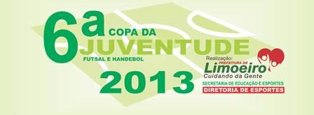 VI Copa Juventude de Futsal está a todo vapor