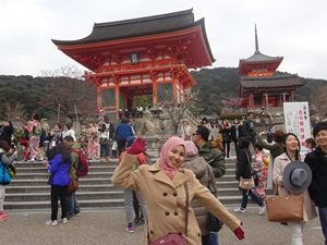 QUALIFY FREE TRIP TO KYOTO, JAPAN IN FEB 2016