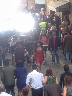 Bipasha Basu On The Sets of Creature gallery