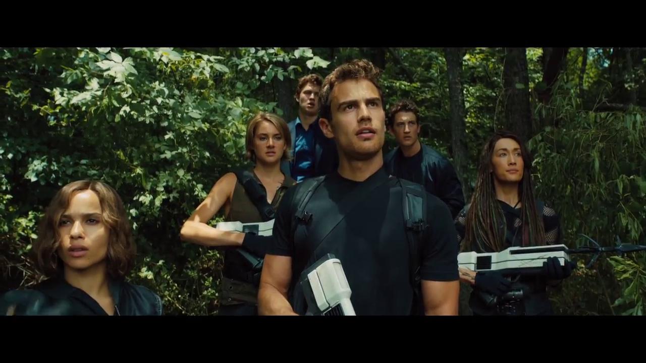 Allegiant Trailer Official (2016) movie _ Divergent 3 ...