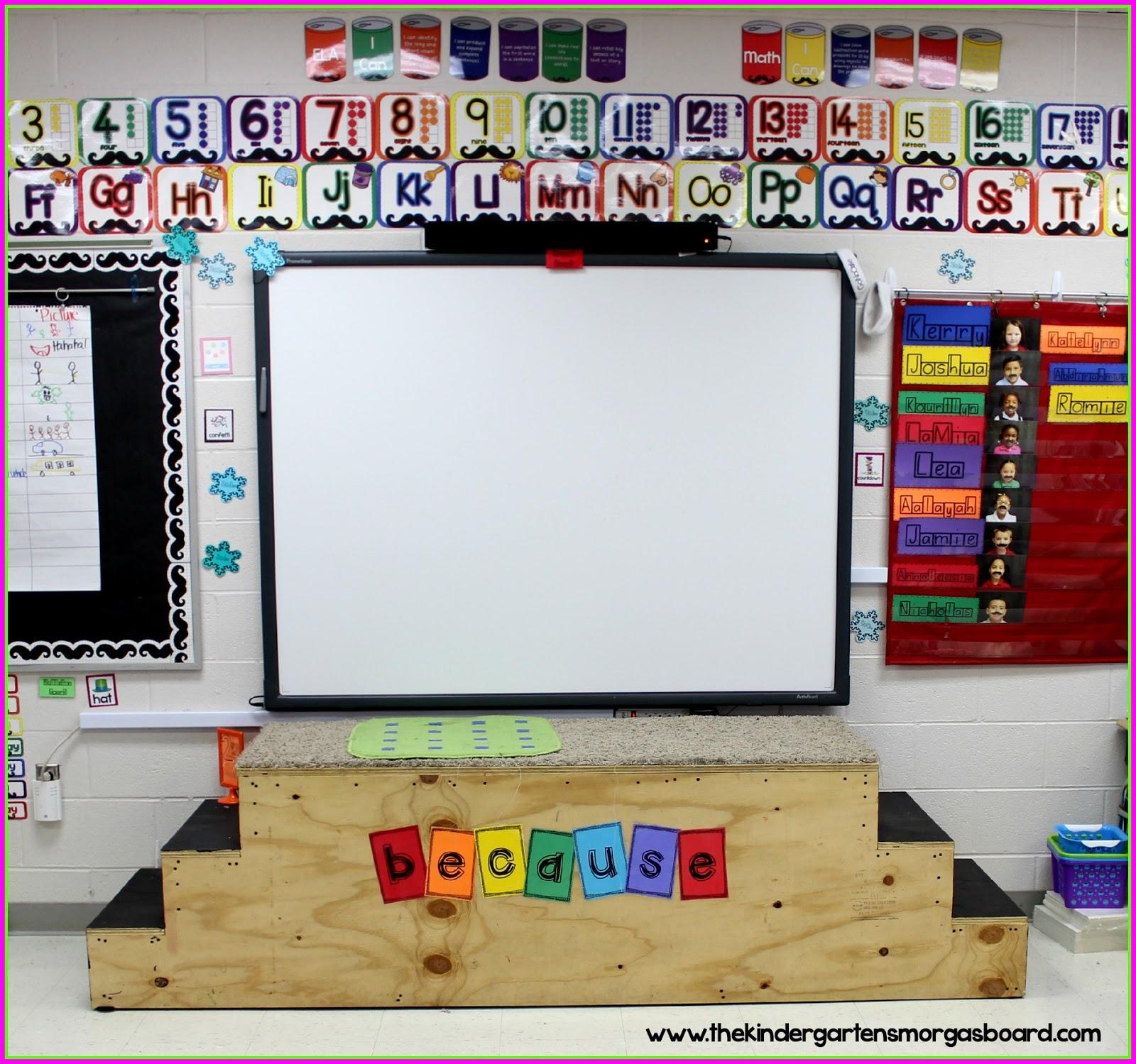 Kindergarten Calendar For Promethean Board : The kindergarten smorgasboard a