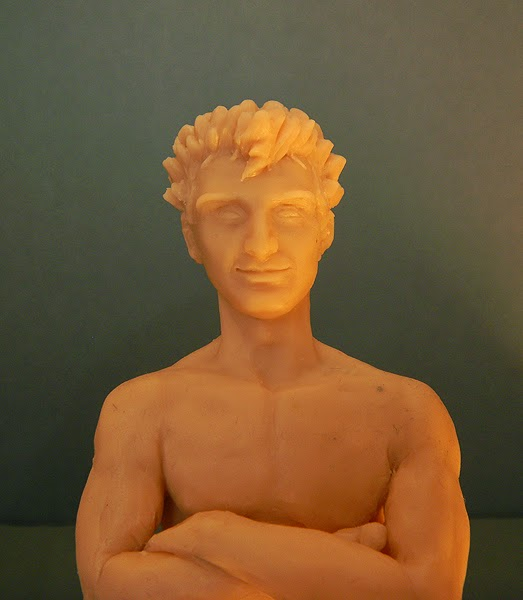 statuine volti somiglianti ritratti statuette realistiche da colorare orme magiche