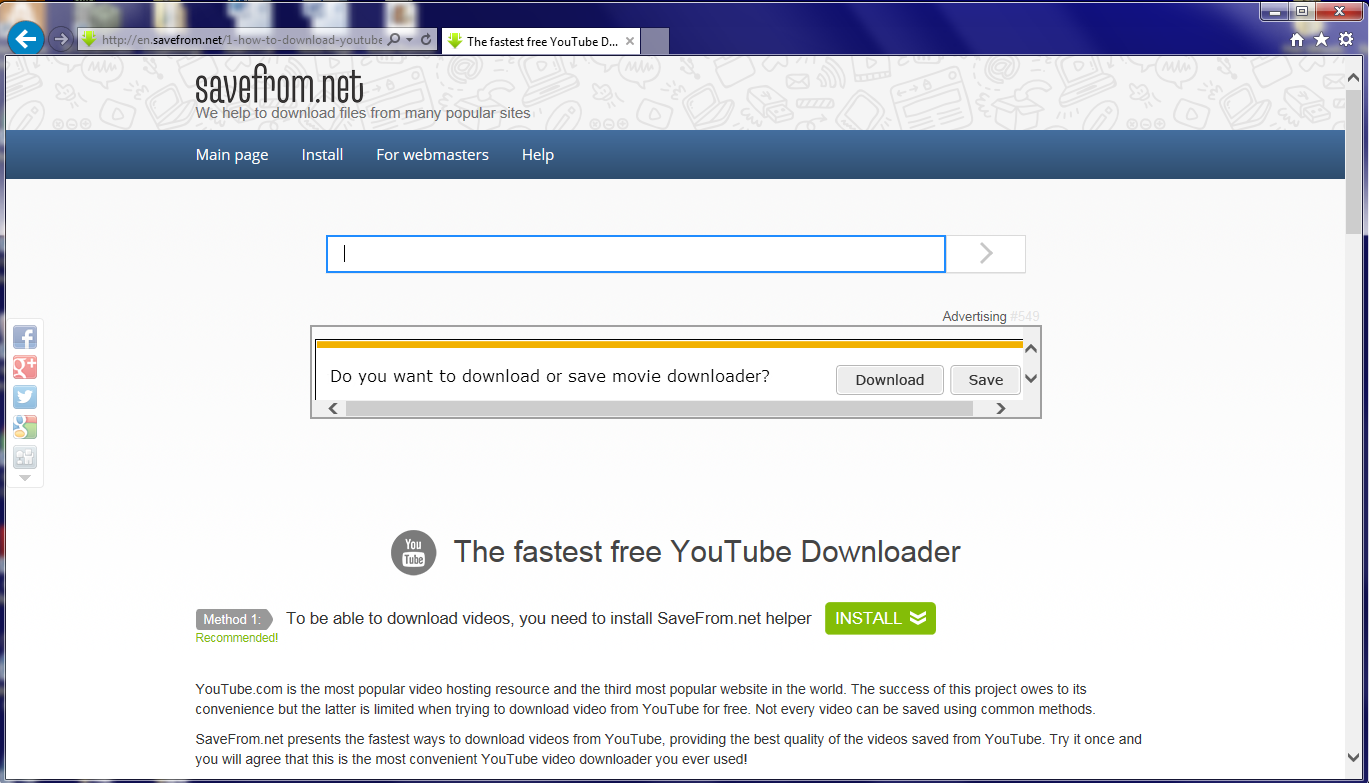 Youtube Converter How To Download This Site Looks A Bit Different  Depending On The Browser You Are Using And The Browser Hd Video Download  Tips Free