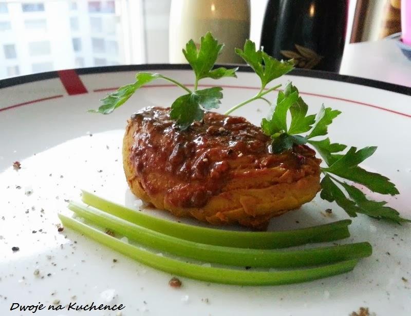 Grillowane filety z indyka w marynacie sojowo-musztardowej