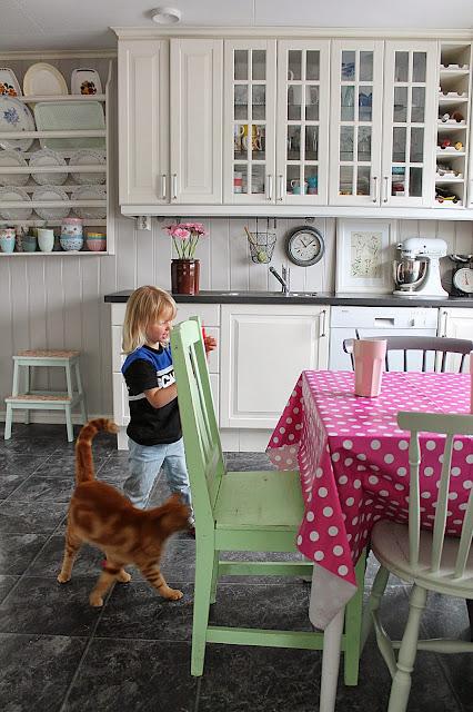 Huset ved fjorden: september 2013