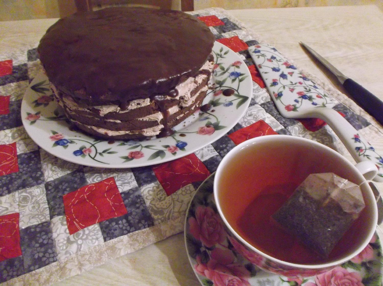 Юлин торт Прага