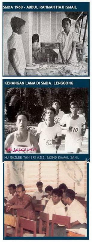 SMDA - SEKOLAH MENENGAH DATO' AHMAD LENGGONG