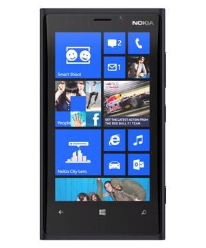 Nokia Lumia 920 Negro Tienda Claro Perú