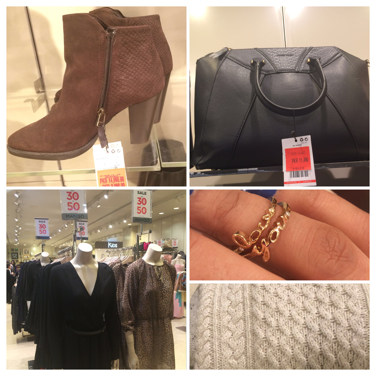 Bargains at Mango Sale Winter 2014