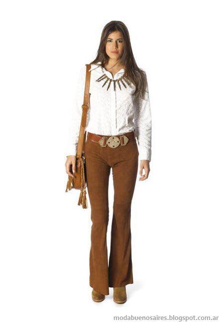 Pantalones moda invierno 2013 Cardon Mujer