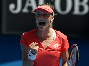 Ekaterina Makarova Best Player