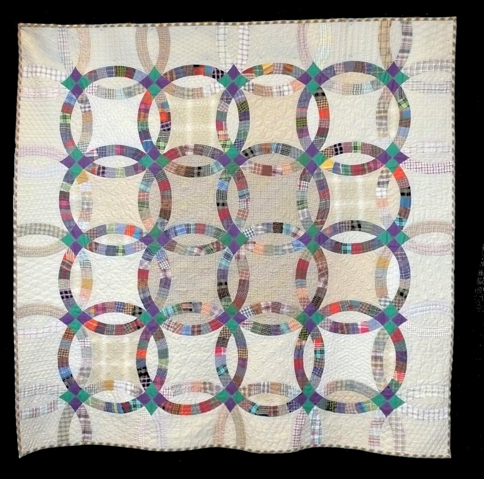 USED U-PICK 1 C//S Patterns for Borderline Fingertip Towels ASON #9 -