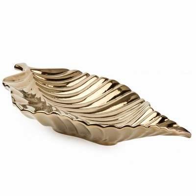 Bronze Leah Dish - £6.99