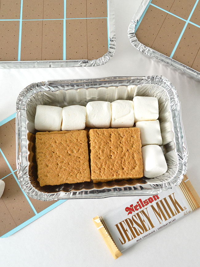 Snowdrop and Company: S'mores On The Go Kit