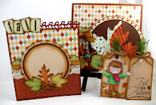 Autumn Molly Pocket Card