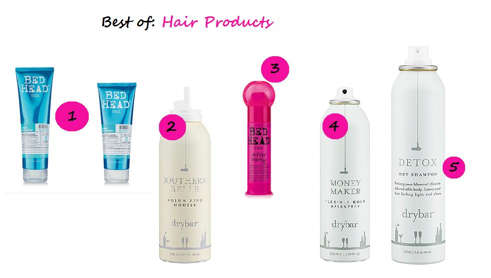 Shampoo Bed Head Hair Products