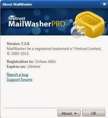 pro 7  Crack MailWasher