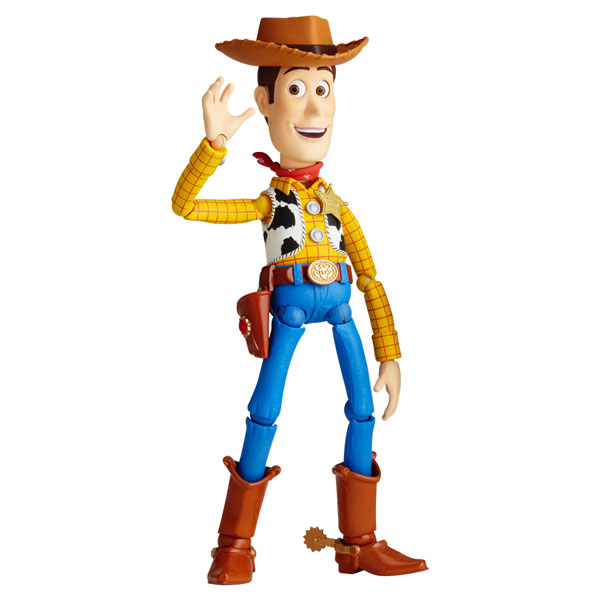 Revoltech Toy Story Woody New Images | Gundam Century
