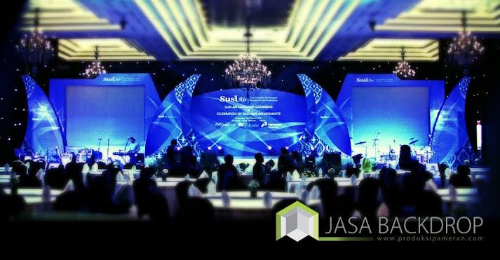 Jasa Backdrop Jakarta