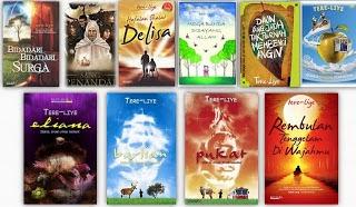 Kumpulan Qoute Mutiara Bijak Novel Tere Liye Terlengkap 2014