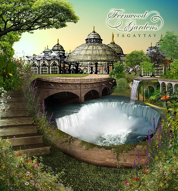 Wedding Venue In Quezon City: Fernwood Gardens
