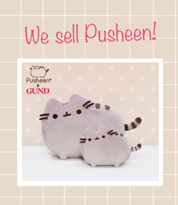 Pusheen the cat x Claw Grabby Store