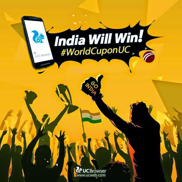 ICC Cricket World Cup 2015 Win Samsung Note 4, Honour 6