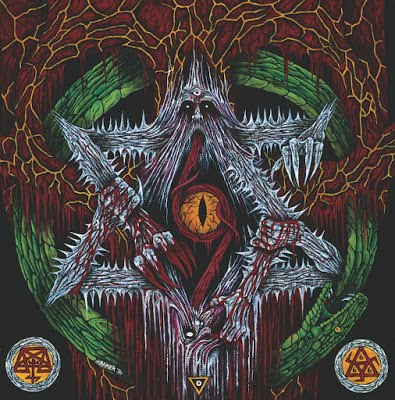 Nyogthaeblisz - Abrahamic Godhead Besieged by Adversarial Usurpation - Press Release + Track Stream