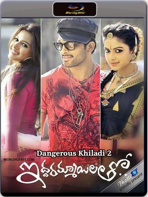 Iddarammayilatho 2013 UnCut Hindi Dubbed BRRip 480p 400mb Download Watch